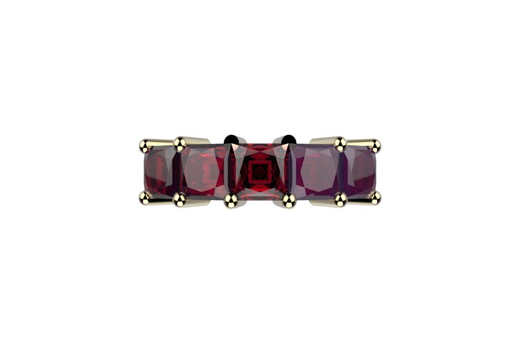 红宝石排戒 (1)